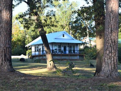 Photo for 3BR Cottage Vacation Rental in Ore City, Texas