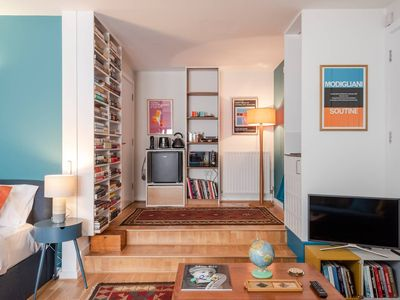 Photo for Gorgeous, spacious studio, Greenwich/Cutty Sark