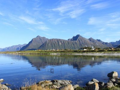 Photo for Vacation home Lofoten in Laukvik - 3 persons, 1 bedrooms