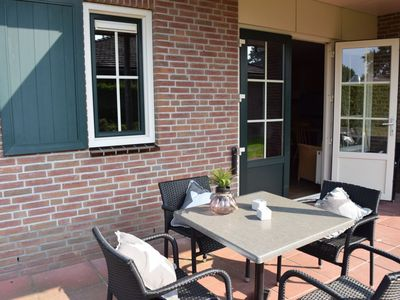 Photo for House 718 m from the center of Voorthuizen with Parking, Internet, Pool, Terrace (737457)