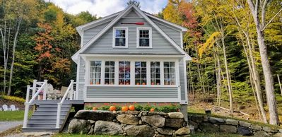 Photo for Happy Vacation Home near Lake Sunapee, New London and Dartmouth
