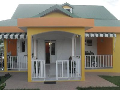 Photo for 2BR Apartment Vacation Rental in Sainte-Anne