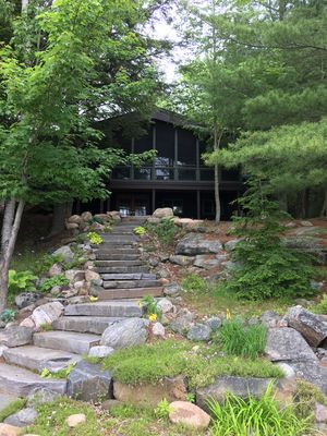 Photo for The Point - Family Cottage near Parry Sound