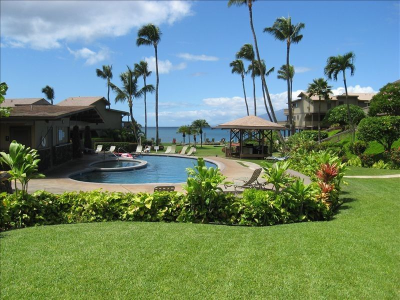 2 Bedroom West Maui Condo On Secluded Beach At Kahana