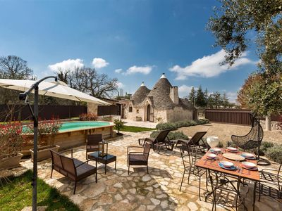 Photo for 1496  Trulli Ginevra