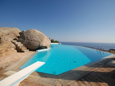 Photo for Villa Mabe by Mykonos Pearls