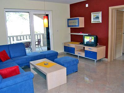 Photo for Apartment Drago in Brač/Postira - 5 persons, 2 bedrooms