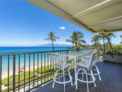 Photo for Whaler at Kaanapali Beach #402: 2 BR / 2 BA condo in Lahaina, Sleeps 6