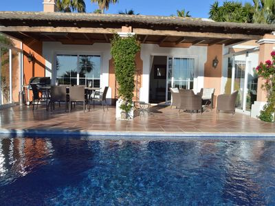 Photo for HOLIDAY VILLA 34121869 FOR RENT - 3 BEDROOMS – 3 BATHROOMS IN A CLOSED RESORT, NUEVA ANDALUCIA, MARBELLA