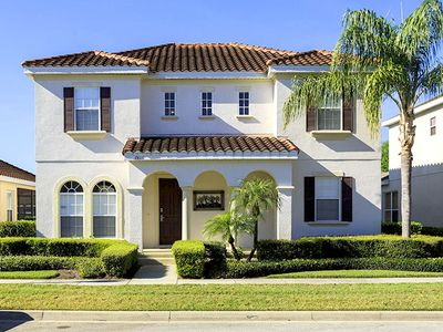 Photo for Luxury on a budget - Reunion Resort - Feature Packed Relaxing 5 Beds 3 Baths Villa - 6 Miles To Disney