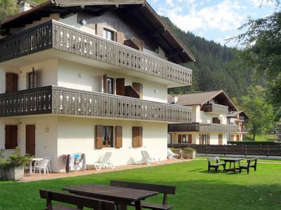 Photo for 2 bedroom Apartment, sleeps 5 in Bezzecca with WiFi