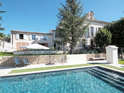 Photo for 60m2 cottage, Superb view, Villa Saint Marc (4 *), Forcalquier, Lubéron