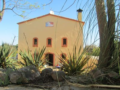 Photo for Country house with private swimming pool near Maçanet de la Selva