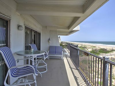 Photo for Cozy Ocean City Condo w/Balcony-Steps to Beach!
