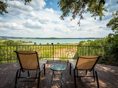 Photo for Penny's Paradise- excellent views of Canyon Lake, sleeps 10!!