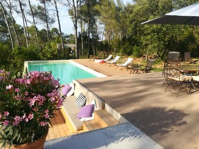 Photo for Montferrier-sur-Lez Villa, Sleeps 6 with Pool and Air Con