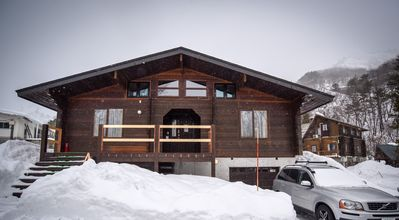 Photo for Woodpecker Chalet 3BDR LOG HOUS with CAR