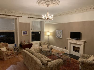 Photo for Beautiful historic flat in the centre of town