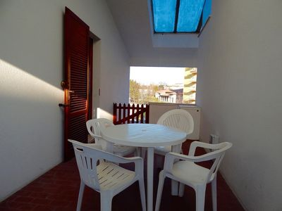 Photo for M115 - Marcelli, three-room apartment with terrace 200mt from the sea