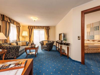 Photo for Parkhotel-Suite - Parkhotel am Soier See