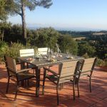 superb accommodation with stunning views