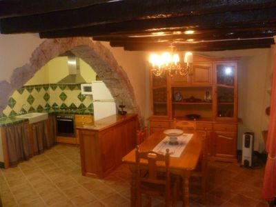 Photo for Self catering cottage Cal Marinet for 7 people