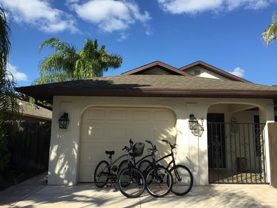 Photo for NEW ! Beach Cottage in Naples Park - 2BR / 2BA, pool, WiFi, close to the beach
