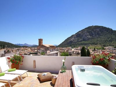 Photo for 4BR House Vacation Rental in Pollença, Illes Balears