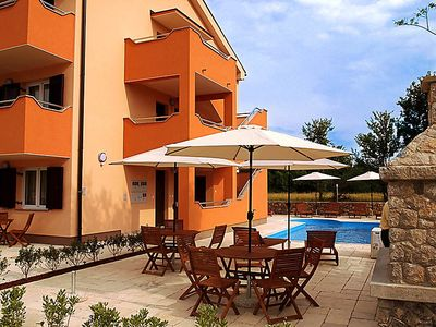 Photo for Apartment Romana in Krk/Šilo - 4 persons, 1 bedrooms