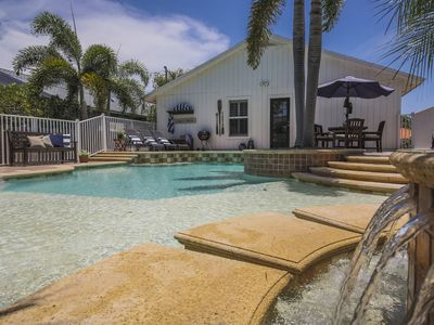 Photo for Closest Vacation Cottage to Vanderbilt Beach with Resort Style Pool & Spa