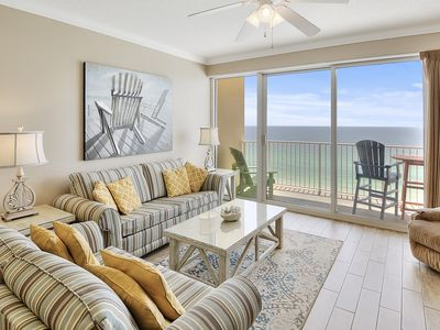 Photo for Tropical Escape with Stunning Gulf Views!