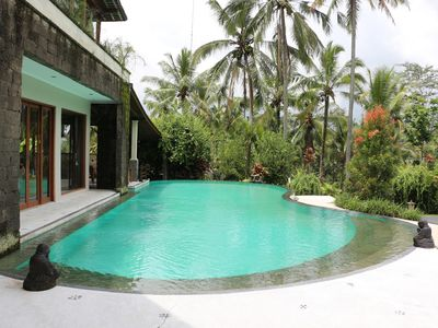 Photo for A Calm and Beautiful 3 Bedrooms Villa in the Heart of Beautiful Rice Fields