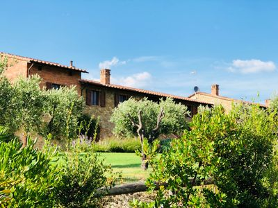 Photo for Desiderio, Italian dream with pool AC, WIFI and cook school available