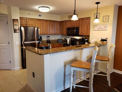 Photo for Gorgeous, clean and well furnished Condo -  NEW APPLIANCES, HVAC & Washer/Dryer