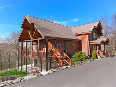 Photo for Big Bear- 5 Bedroom Lake Access Home