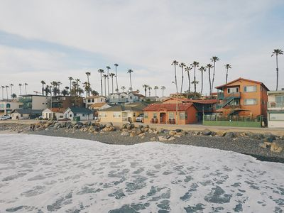 Photo for Oceanfront Condos w/ Amazing Views. Steps From The Ocean! NO EXTRA CLEANING FEE!