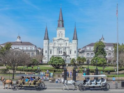 Photo for 1BR Hotel Vacation Rental in New Orleans, Louisiana