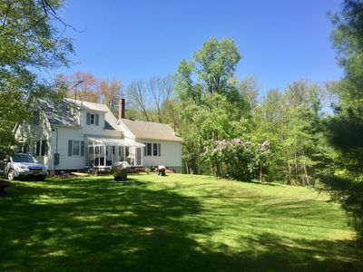 Photo for Secluded Getaway on 112 Forested Acres