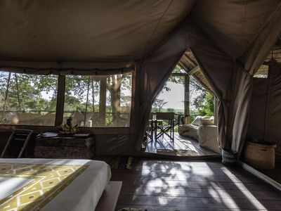 Basecamp Masai Mara - On the riverwalk