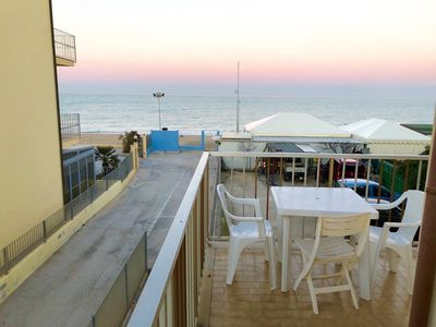 Photo for M223 - Marcelli, three-room apartment in the center and facing the sea