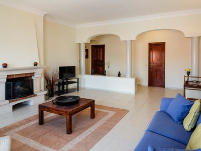 Photo for Spacious 1 bedroom apartment in Tavira