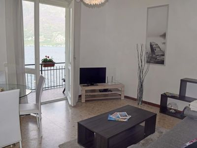 Photo for Apartment Blue Lake in Maccagno - 4 persons, 1 bedrooms