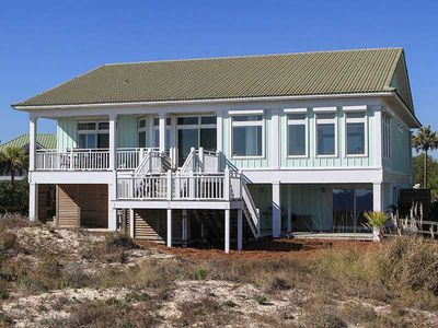 Photo for This beachfront home will truly surprise you with its stunning transformation!