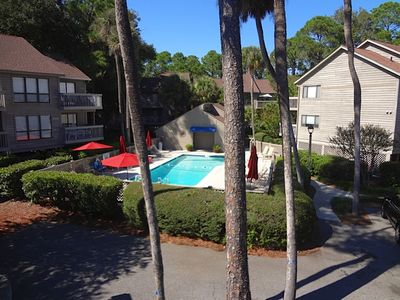 Photo for 2 BR/3 BA Villa Seconds From The Beach & Dunes House