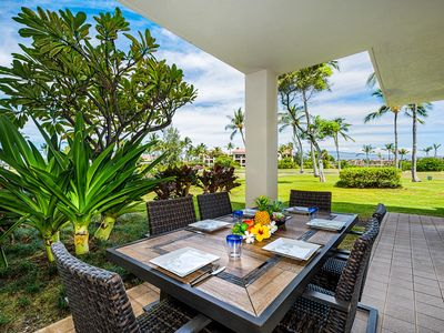 Photo for Vista Waikoloa #G104 - 2 Bedroom Villa w/Amazing Golf Views Close to Beach