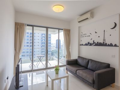 Photo for 2BR near Moulmein for 4 Singles (MZ1)