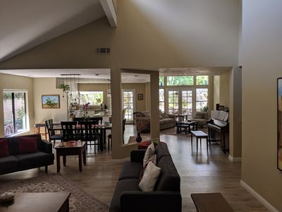 Photo for Long-term 3bd/2ba Single Story House in Residential Area (Laguna Hills)