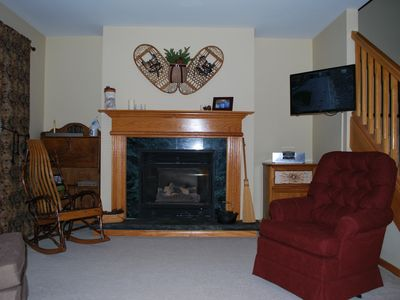 Photo for Quiet Setting In Close Proximity To Downtown Lake Placid And Area Activities.