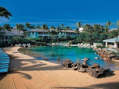 Photo for Point at Poipu 2 bedroom villa Feb 14-21!  Special rate. Save thousands!