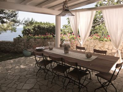 Photo for Villa Castriota - sea view villa
